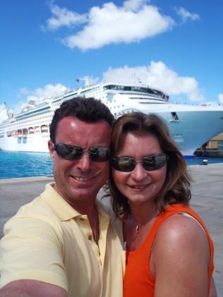 Honeymoon, Caribbean Cruise, Wir, Hochzeitsreise, Kreuzfahrt, Karibik, Liebe, Welt, Barbados, Trinidad & Tobago, Bonaire, Aruba, Cayman Islands, Jamaica, Tortola, British Virgin Islands, Antigua & Barbuda, St.Kitts & Nevis, Dominica
