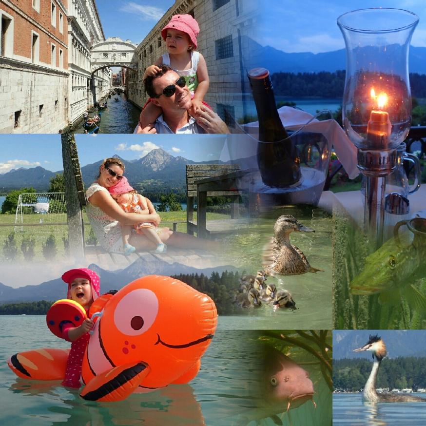 Faaker See, Drobollach, Villach, Kärnten, Seehotel, Familie, Enten, Hecht, Mittagskogel, Dinner, Romantik