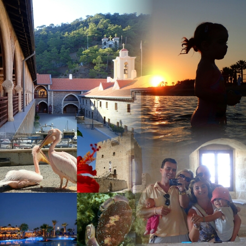 Zypern, Mittelmeer, Ayia Napa, Capo Greco, Johanniterburg Kolossi, Kykko-Kloster