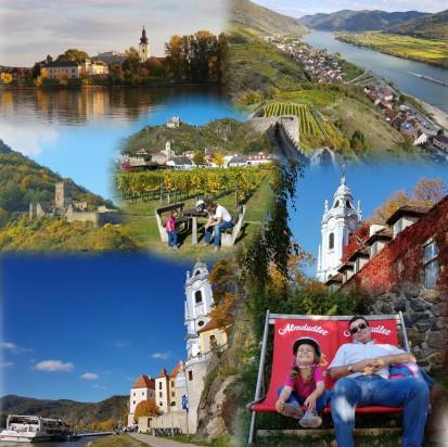 Wachau, Austria, Danube, Autumn