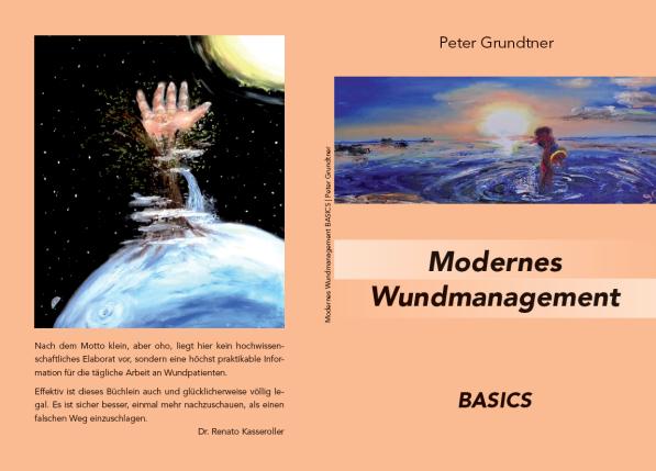 Buch, Wundmanagement, chronische Wunde, Wien, Eigenverlag, kaufen