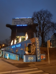 Vienna, Austria, Aqua Terra Zoo