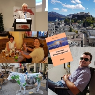 Salzburger Wundtage , Buchpräsentation, Grundtner, Wundmanagement, Salzburger Nachrichten