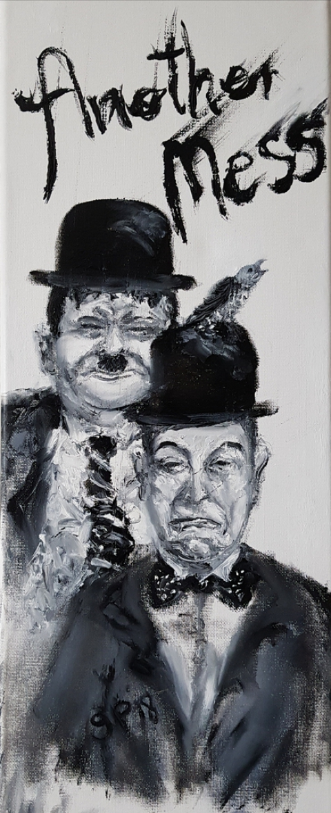 Stan Laurel, Oliver Hardy, Another Mess