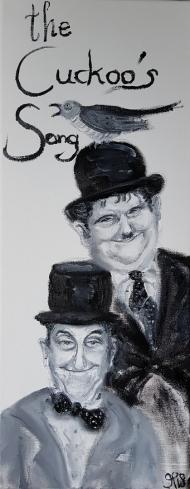 Laurel, Hardy, USA, Film, Komödianten, Kuckuck, Stars, Ewigkeit