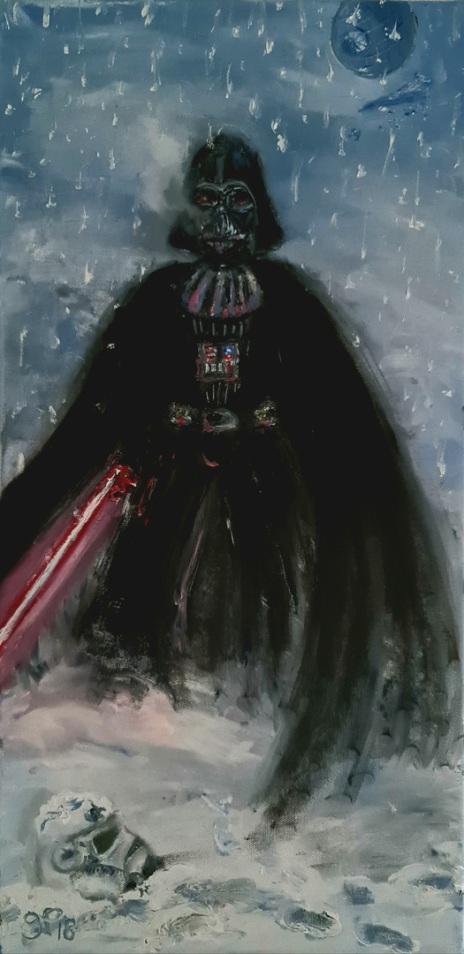 Darth Vader, Star Wars,, The Empire,  George Lucas,  Disney