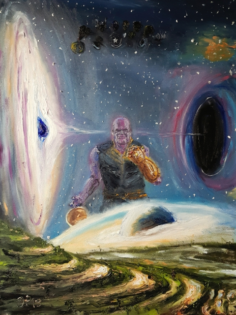 Universe, Infinity, World, Thanos, Avengers, Endgame