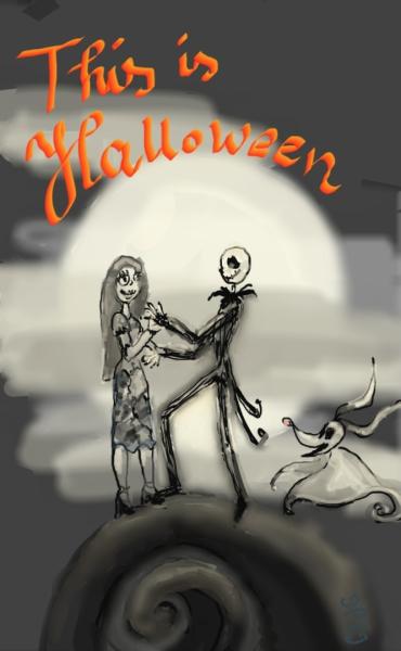 Halloween,  The Nightmare Before Christmas