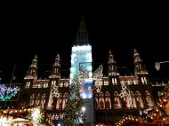 Christkindlmarkt, Wien, Rathausplatz