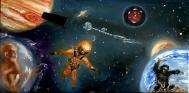 2001, Kubrick, Space Odyssey, Monolith, Starchild