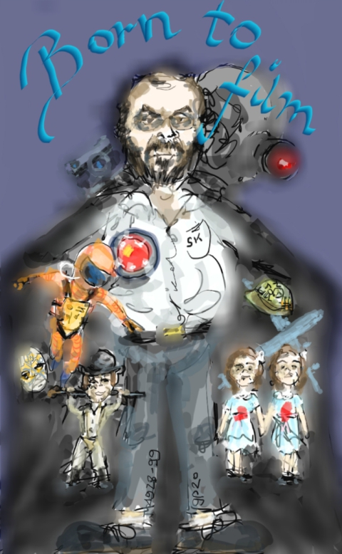 Stanley Kubrick, Movie, Film, 2001, Dr.Strangelove, Clockwork Orange, Full Metal Jacket, Shining