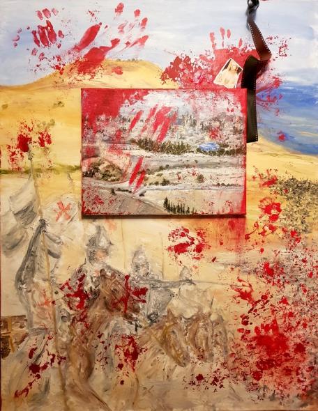 Holy Land, Jerusalem, Jesus, Bloody, Conflict, Krise