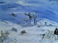 Star Wars, Empire, Hoth, Walker